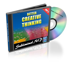 Subliminal messages - Better Creative Thinking - Subliminal Audio - NLP